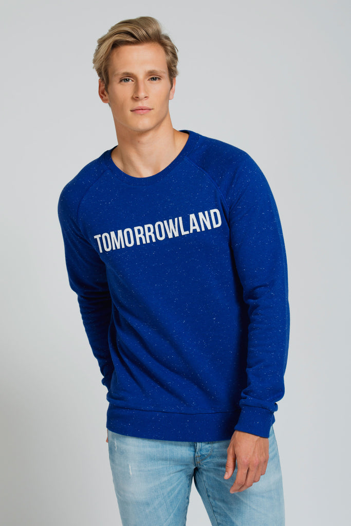 Tomorrowland Sweater Blue - 2016 TML Collection by Tomorrowland