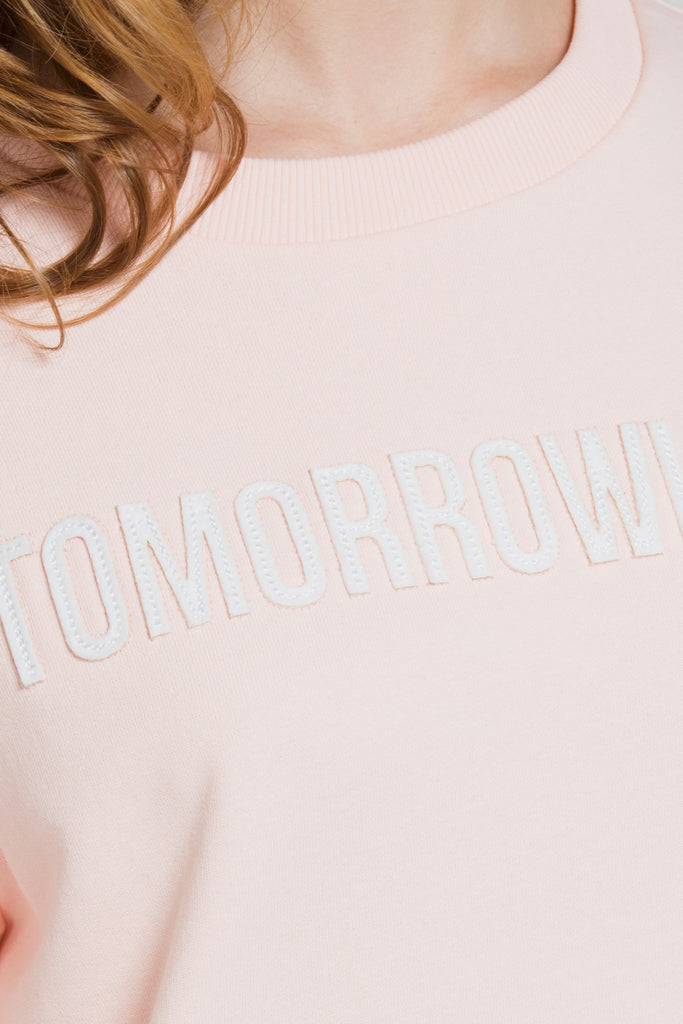 Tomorrowland Sweater Pink