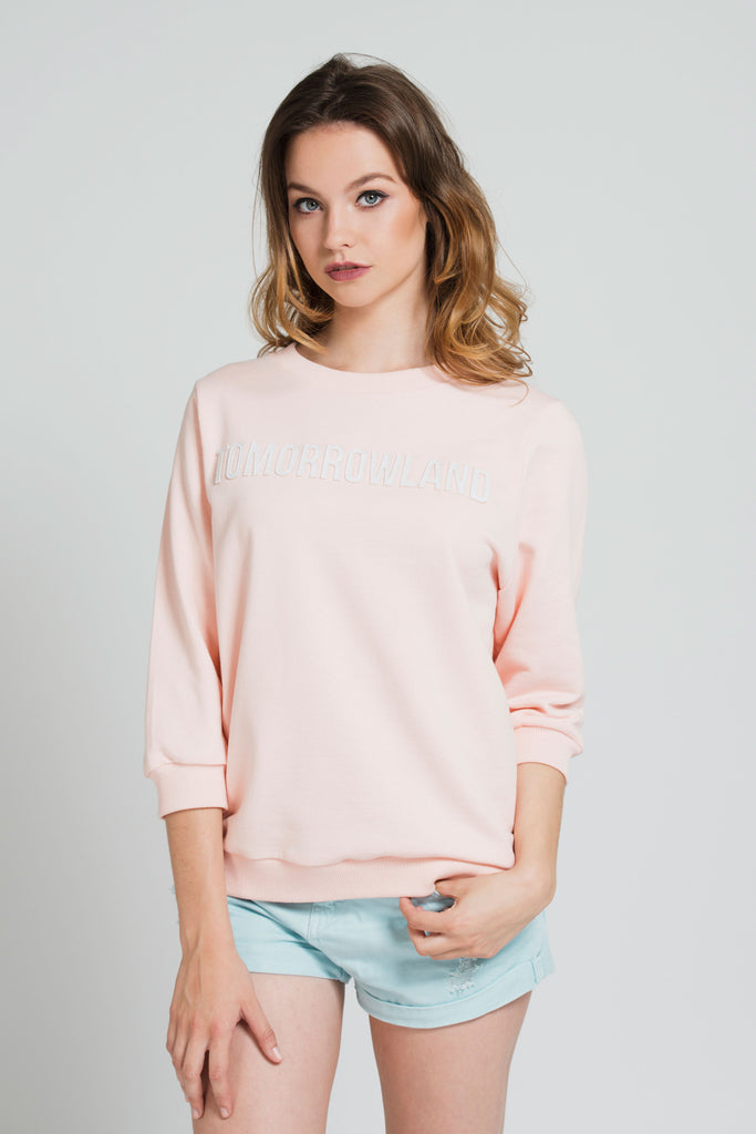Tomorrowland Sweater Pink - 2016 TML Collection by Tomorrowland