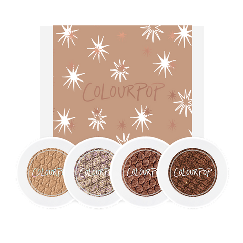 COLOURPOP EYESAHDOW QUAD - ALL NIGHTER