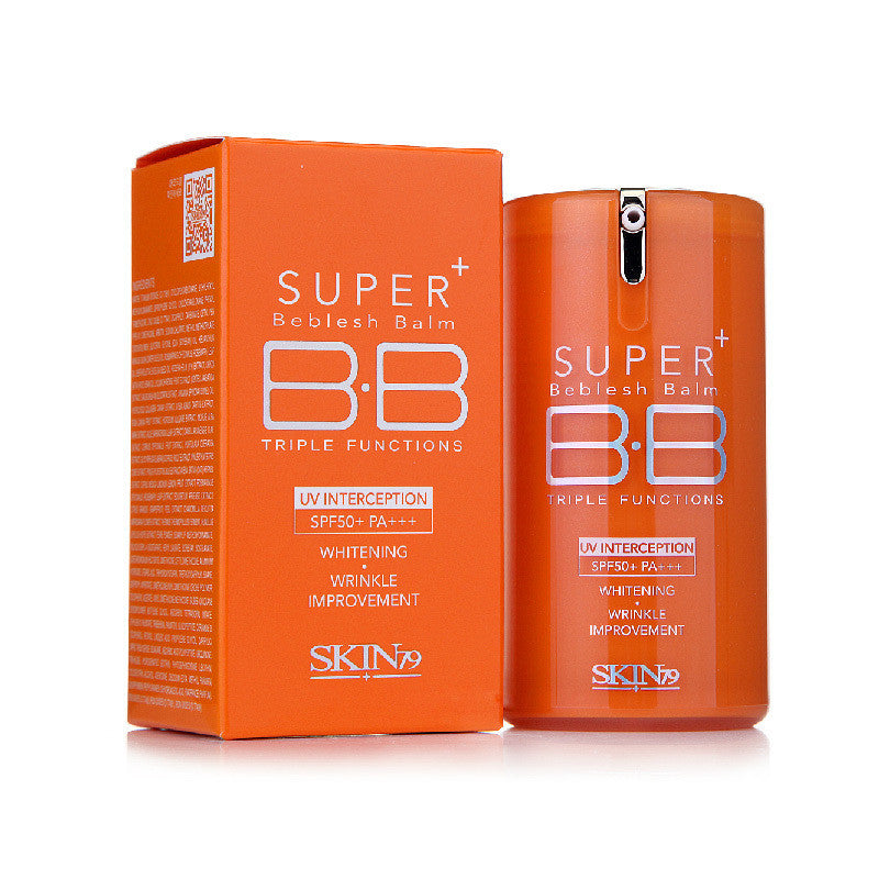 SKIN 79 SUPER PLUS TRIPLE FUNCTION BB CREAM - ORANGE