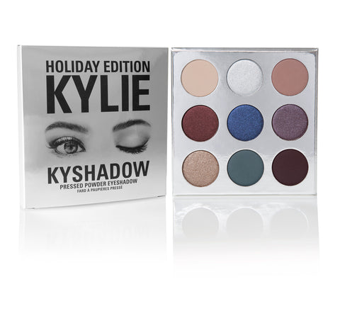 LIMITED EDITION KYLIE COSMETICS HOLIDAY PALETTE