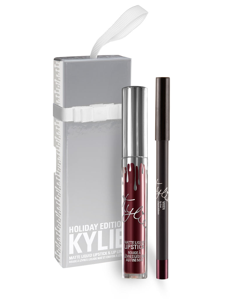 LIMITED EDITION KYLIE COSMETICS VIXEN LIP KIT