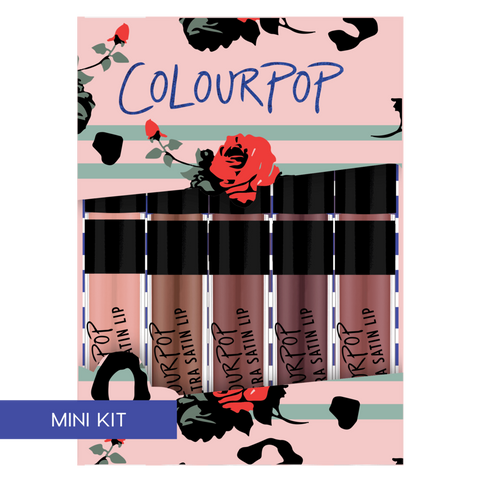 COLOURPOP MINI LIQUID LIPSTICK - ON A WHIM