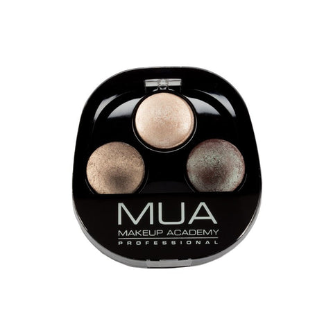 MAKEUP ACADEMY BAKED TRIO EYESHADOW