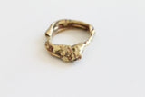 Statement Brass Unisex Ring