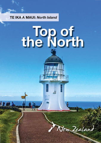 GI10004 - Top Of The North A4 Book