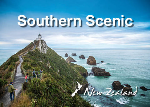 GI10009 - Southern Scenic A5 Book
