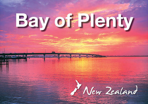 GI10012 - Bay Of Plenty A5 Book