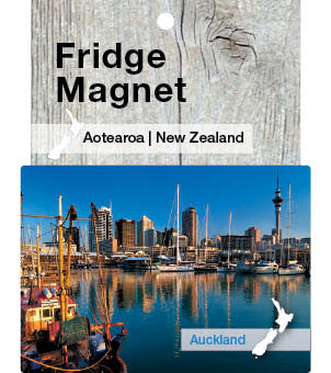 Auckland Viaduct Basin - Magnet