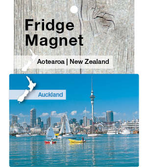 Auckland Sky Tower - Magnet