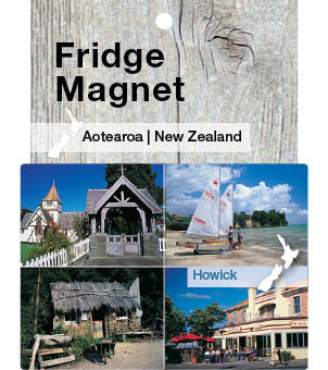 4 images of Howick, New Zealand - Magnet