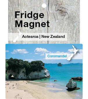 MHW5386 - Cathedral Cove - Magnet