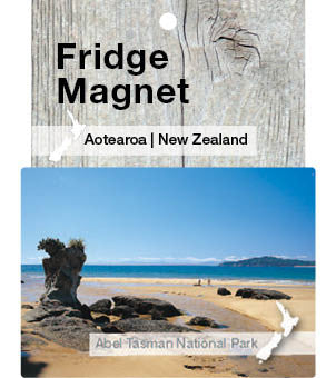 Abel Tasman National Park, NZ - Fridge Magnet