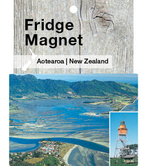 Collingwood, NZ - Fridge Magnet