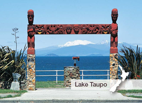 MRT5466 - Lookout Point, Lake Taupo - Magnet