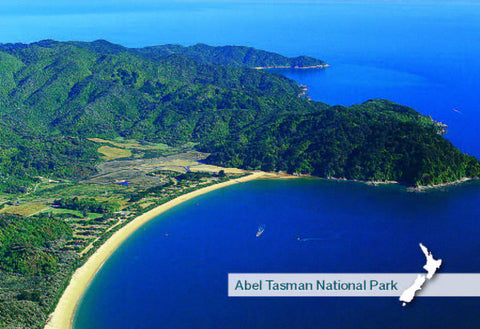 NM2531 - Abel Tasman National Park - Small Postcard