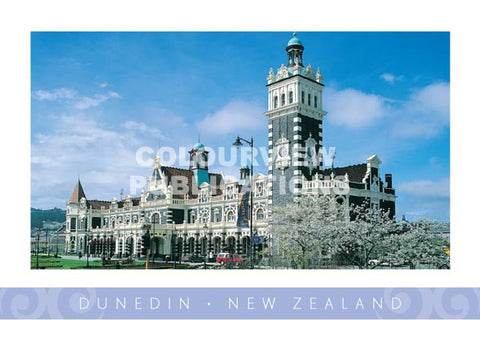 PM6658 - Dunedin Railway Station - Placemat