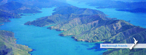 PMB114 - Marlborough Sounds - Panoramic Magnet