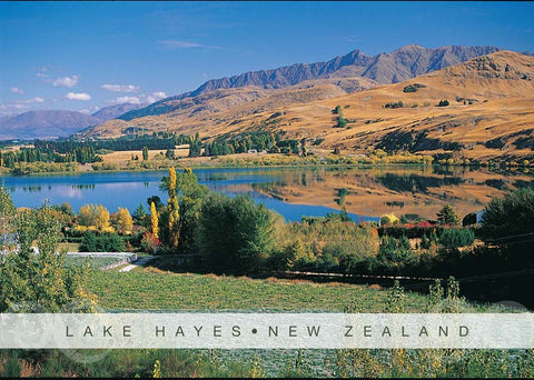 PM6650 - Lake Hayes - Placemat
