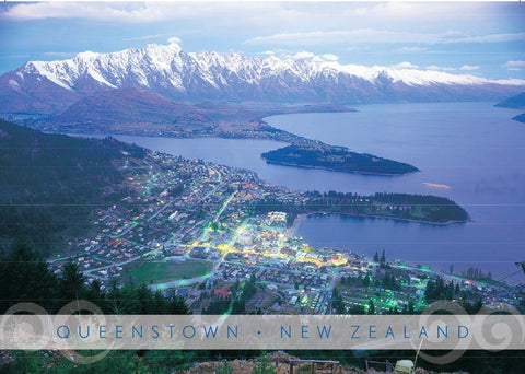 PM6654 - Queenstown - Placemat