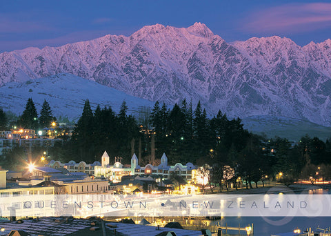 PM6655 - Queenstown Remarkables - Placemat