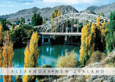 PM6672 - Alexandra Bridge & Clutha River - Placemat