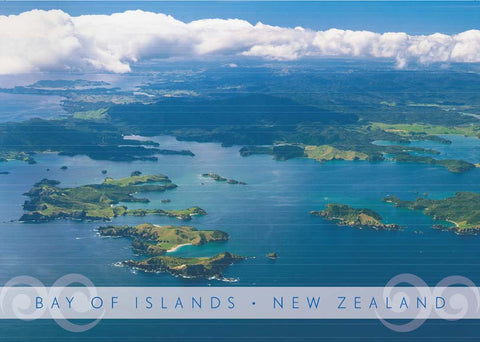 PM6694 - Bay Of Islands - Placemat