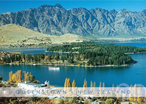 PM6708 - Queenstown Bay