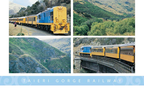 PM6761 - Taieri Gorge Railway Placemats