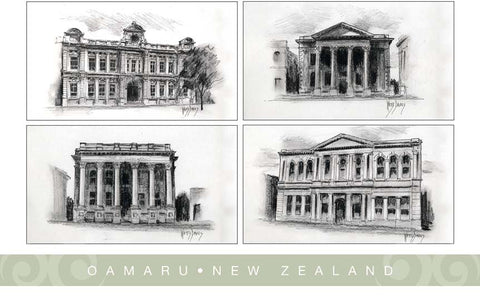 PM6778 - 4 View Oamaru Drawings 2