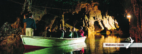PWC111 - Waitomo Caves - Panoramic Magnet