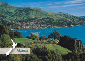 MCC5604 - Akaroa from look out - Magnet