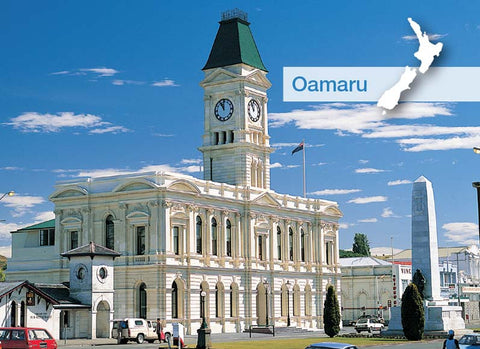 MNO5558 - Oamaru Historic District - Magnet
