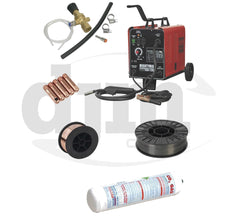 Sealey Mightmig 150amp Welder Kit
