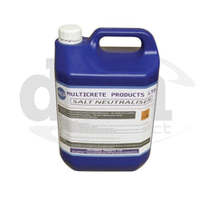 Multicrete Salt Neutraliser 5 Litre