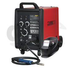 Sealey Supermig Welder 230amp & Welding Mask