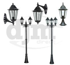 DJM Direct Victorian Style Light Garden Patio