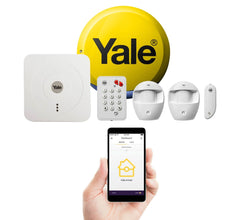 Yale SR-320 Smart Living Home Alarm Kit