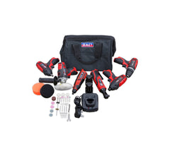 Sealey CP1200COMBO2 CP1200 6PC TOOL KIT