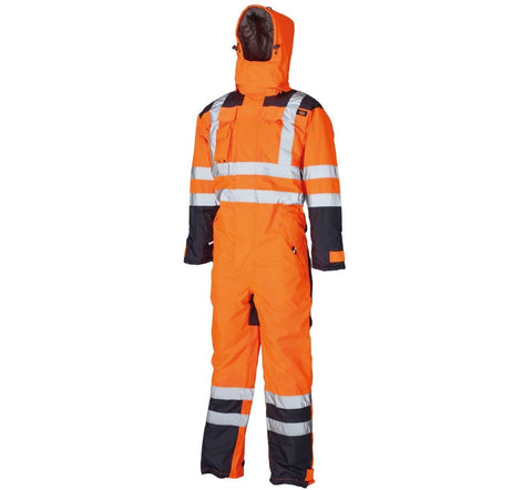 Safety Padded Waterproof Overall SA7000