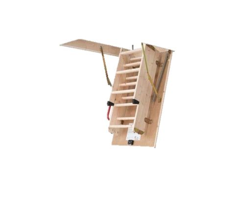 Wooden Timber Folding Loft Ladder