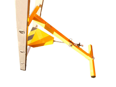 Steady Lad ! Ladder Base Stabiliser To Suit Extension Ladders