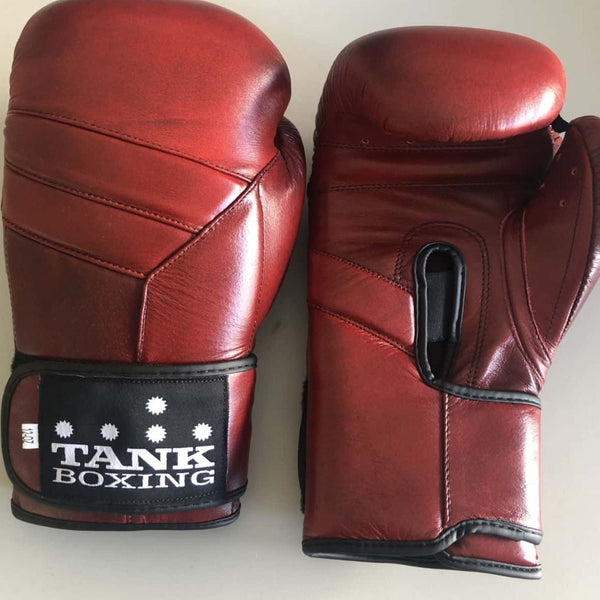 12oz Boxing Glove Red Pro Edition - Hurt Locker Perth Boxing Gym