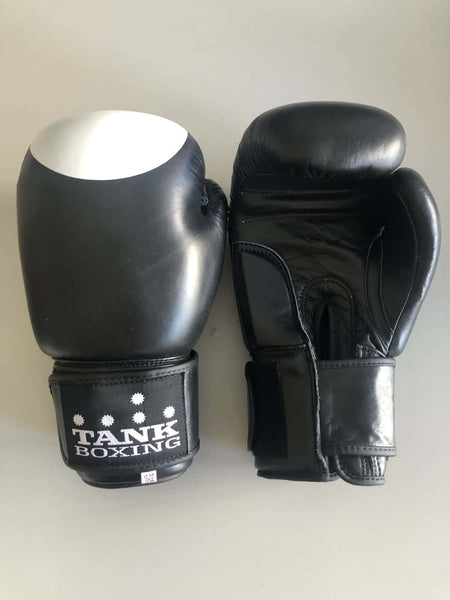 16oz Boxing Glove Black Special Ops - Hurt Locker Perth Boxing Gym