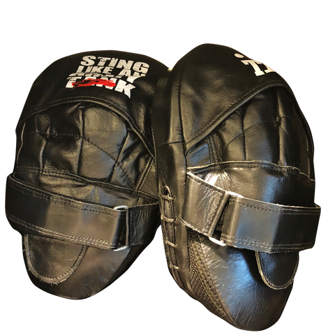 Tank Boxing Focus Pads Large - Hurt Locker Perth Boxing Gym
