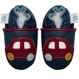 Brmm Brmm Car Baby Shoes