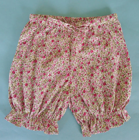 Baby Floral Bloomers  Pink