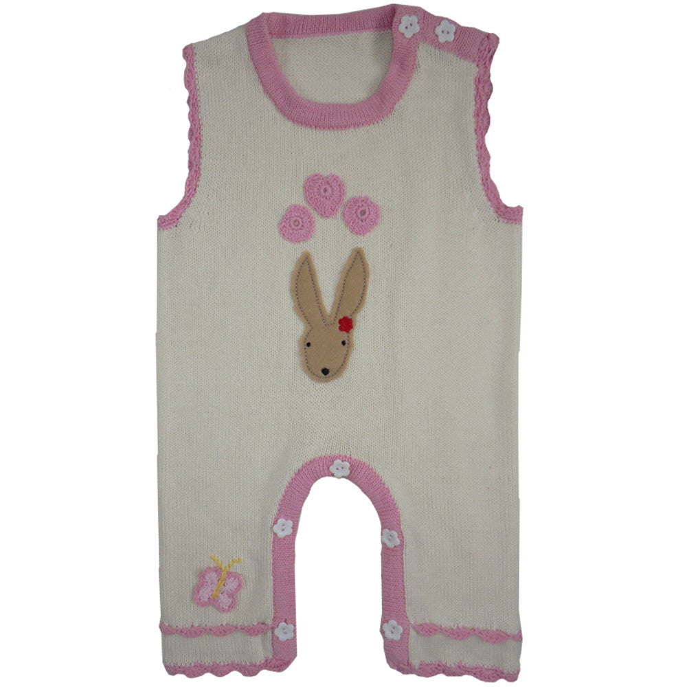 Rabbit Knitted Jumpsuit