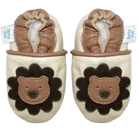 Leo the Lion Baby Shoes